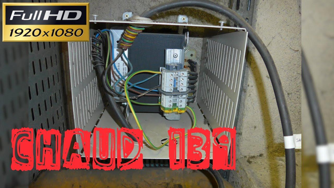 Chaud139 R 233 Gime De Neutre It Transformateur D Isolement