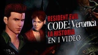 Resident Evil Code Veronica I La Historia en 1 Video
