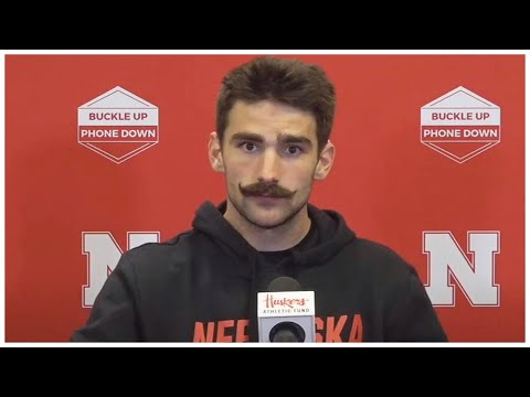 Kade Warner speaks about being named 2020 captain | Huskers Press Conference | 10/19/20 from YouTube · Duration:  5 minutes 1 seconds