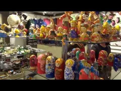 What To Buy In Prague - Souvenir Shop