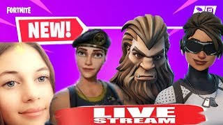 🔴New Bigfoot skin in the shop!? 🔴afternoonStream!🔴 FORTNITE BATTLE ROYALE ENGLISH LIVE🔴
