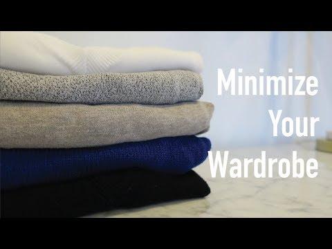 Top Tips for Simplifying / Minimizing Your Wardrobe