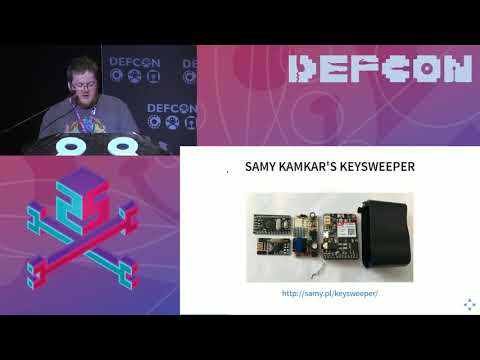 DEF CON 25 - Damien Cauquil - Weaponizing the BBC Micro Bit
