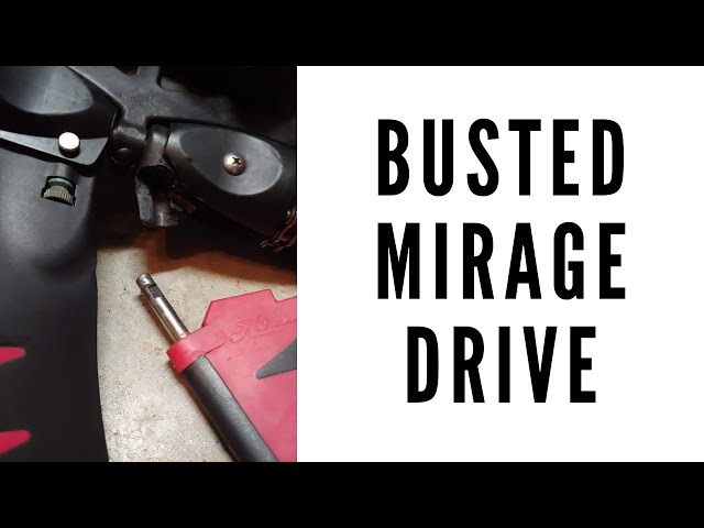 Evening Tournament and BUSTED Hobie Outback Mirage Drive