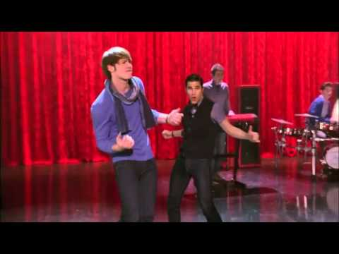 'Anything Could Happen' from 'I Do'   GLEE.wmv