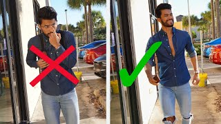 10 EASY Things ANY Guy Can Do To Look Better