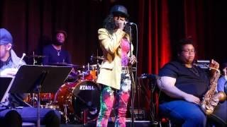 Russell Gunn - Krunk Jazz Orkestra w Dionne Farris - Hopeless @ St James Live! - Tue Mar/14/2017