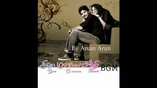 Love Theme (BGM) from Siva Manasula Sakthi - by Yuvan Shankar Raja (Ripped by Aruin Arun)