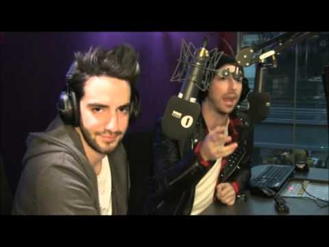 Part 1 All Time Low Grimmy BBC Radio 1 2016