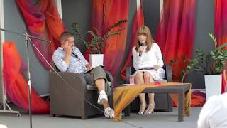 Wojciech Brzeziński i Magdalena Cejman. Powiatowe Wieczory z Poezją