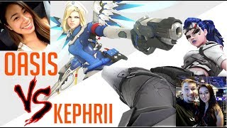 One of OasisOnOverwatch's most viewed videos: OASIS VS KEPHRII
