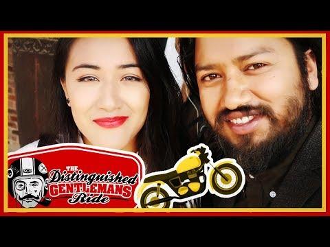 Vlog #8 | Distinguished Gentleman's Ride Nepal 2017 | Pari
