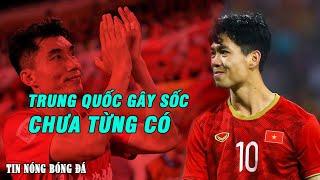 #31/7-Trung Quốc Lẩn Thẩn, Tính Gây Sốc Cho Việt Nam Ở Vòng Loại World Cup 2022