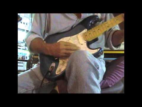 88 Fender Stratocaster EMG DG20 David Gilmour pickups