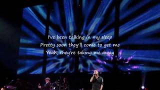 Matchbox Twenty - Unwell (Acoustic) + Lyrics
