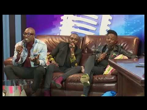 Sauti Sol finally clear the air on reports they're quitting music Mp3