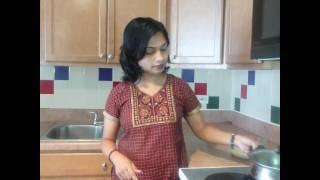 Narali Bhat - Maharashrian Recipe