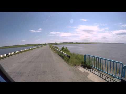 Дорога Рудный - Денисовка
