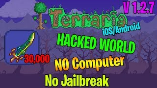Terraria ios hack cydia root jailbreak videos, Terraria ios
