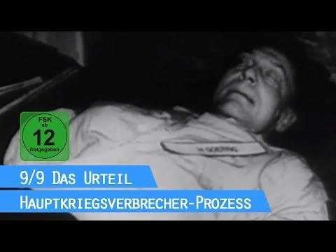 Der Nürnberger Prozess - Das Urteil (9/9) / Hauptkriegsverbrecher-Prozess
