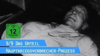 Repeat youtube video Der Nürnberger Prozess - Das Urteil (9/9) / Hauptkriegsverbrecher-Prozess