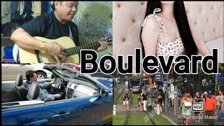 Download Lagu Boulevard - Dan Byrd (Cover by Alfonso Celmar) mp3