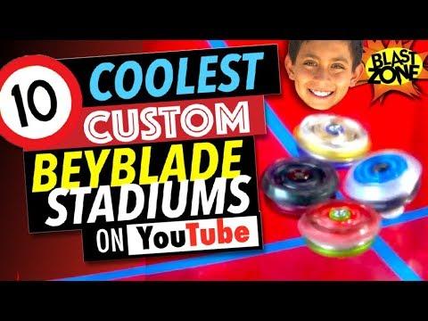 10-coolest-custom-beyblade-stadiums-on-youtube!-best-beyblade-burst-stadium-compilation!