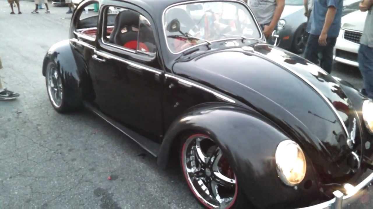 Old Volkswagen Beetle Modified