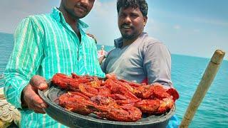 பார் நண்டு சமையல்  / how to cook crab   crab recipe   ungal meeanavan