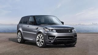 2017 Range Rover Sport Review Rendered Price Specs Release Date