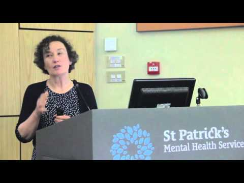 Dr Eilis Hennessy - Challenging stigma to improve young people's mental health