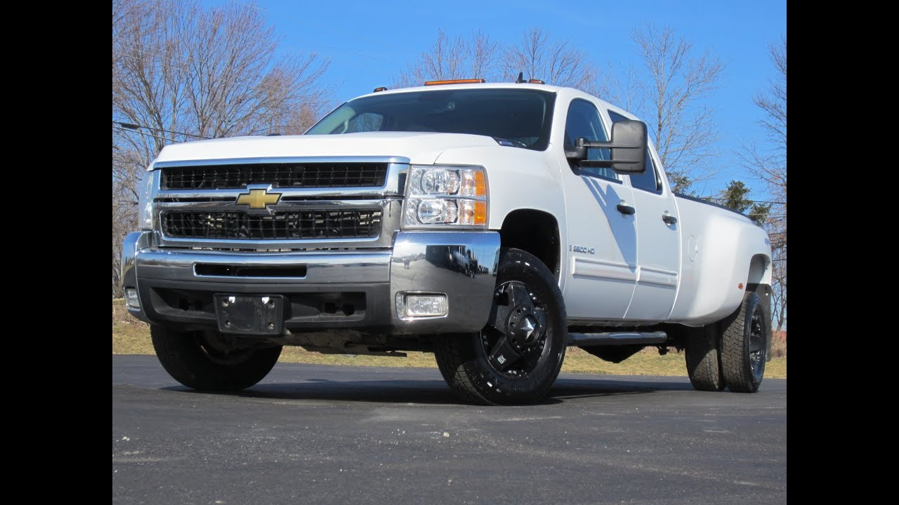 Chevy Silverado Dually Xd Rockstar Wheels How To Wire 220 Volt Outlet Diagram 2009 3500 Lt 4x4 Duramax Diesel New Tires Clean! Sold!!! - Youtube