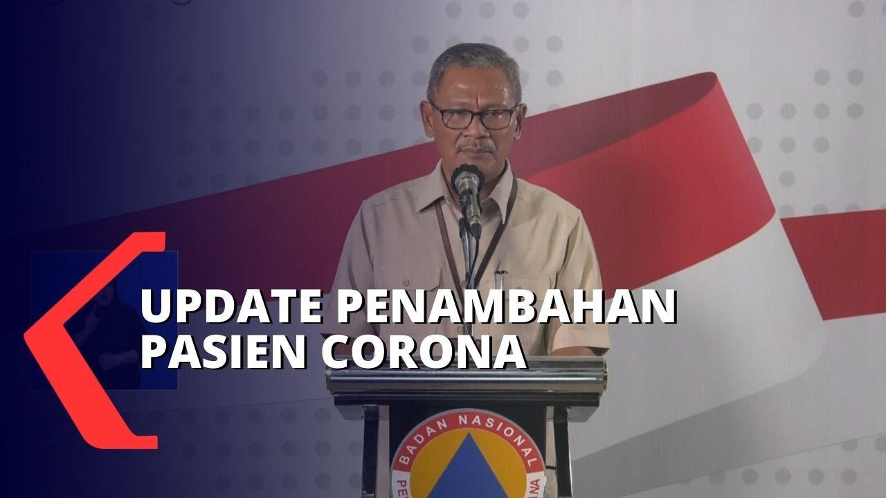 UPDATE 30 Maret: 1414 Positif Corona, 75 Sembuh, 122 Meninggal