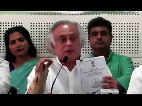 Jairam Ramesh alleges Gas Scam in GSPC during Modi's regime as CM