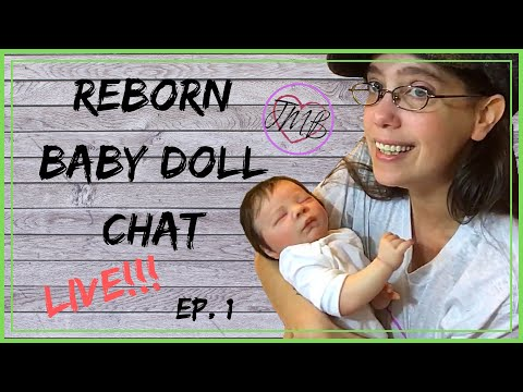 Reborn Baby Community Live With Bell's Reborn Nursery! Ep. 1 Hangout And Chat!