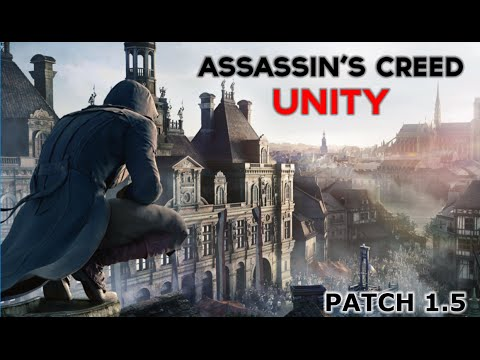 assassins creed unity patch 1.5