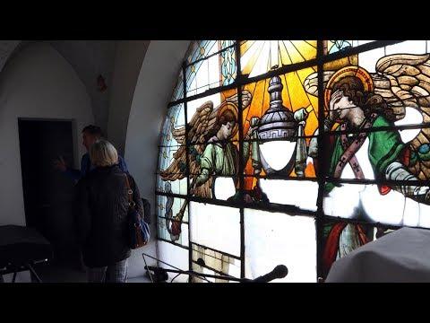 Rewitalizacja kaplicy - mauzoleum Kindlera w Pabianicach