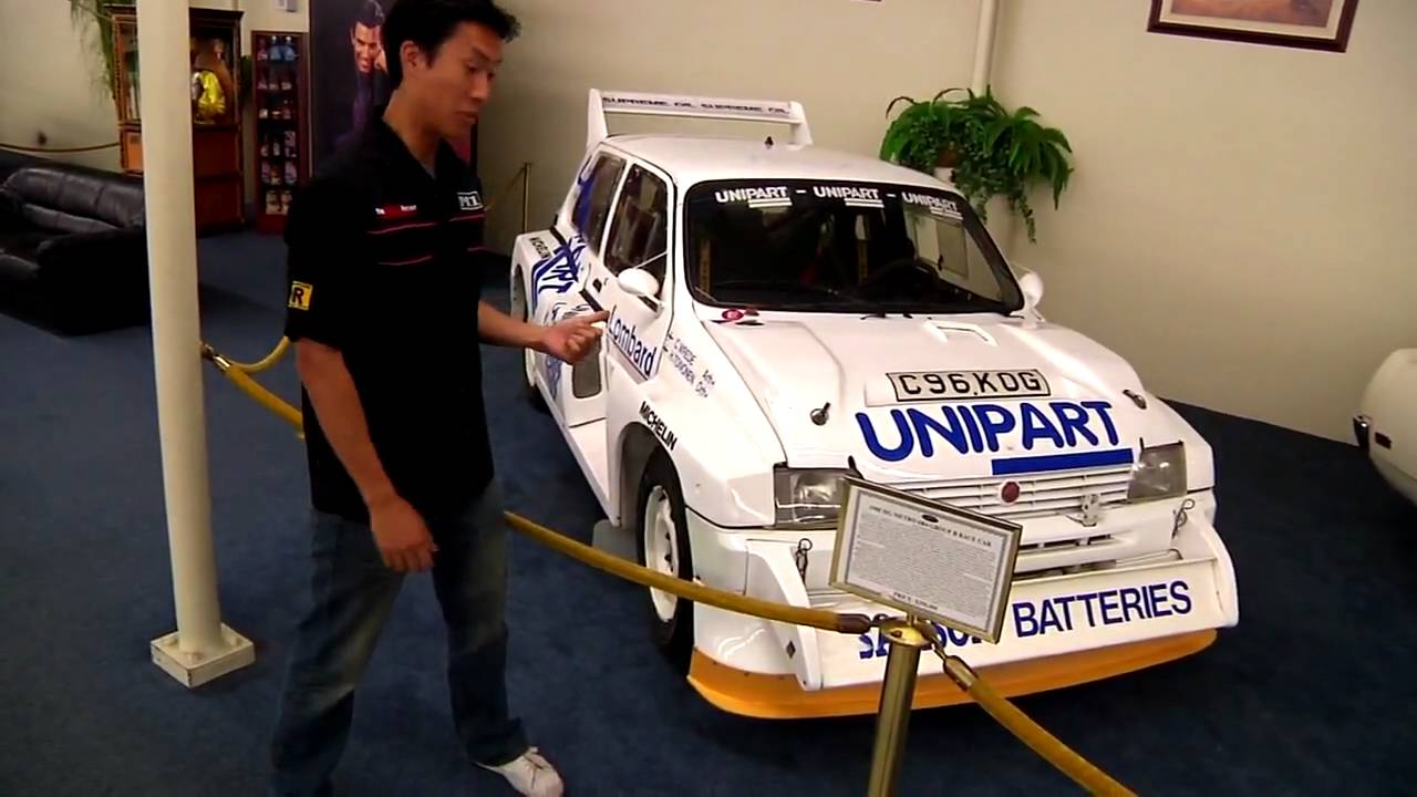Las Vegas Hidden Car Museum At Imperial Palace Octane Report