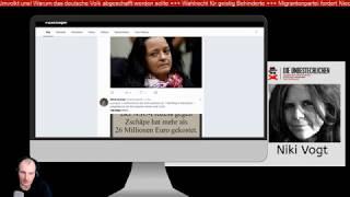 Freie Presse News: NSU-Schauprozess, unfassbare Hetze gegen Deutsche u.a.
