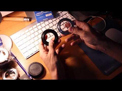 Адаптер М42-Canon EF Нужен ли чип?