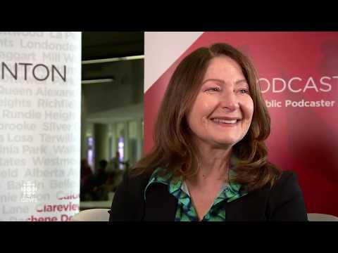Q&A With CBC's Anna Maria Tremonti