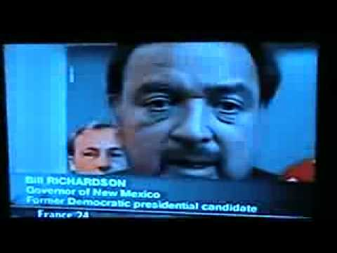 Obama is an Immigrant - Bill Richardson