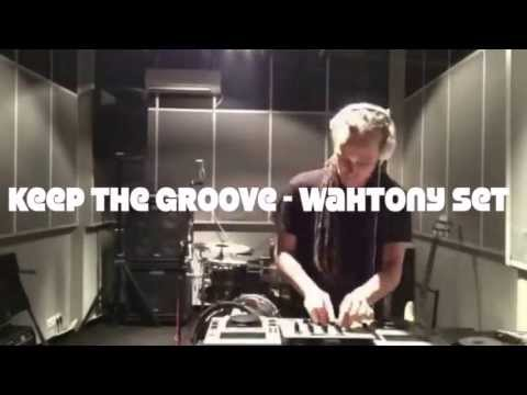 WahTony - Keep The Groove