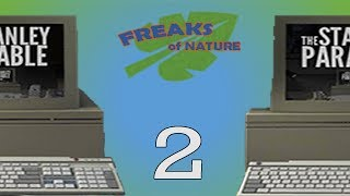 Gameception! - THE STANLEY PARABLE - Part 2 [Freaks Of Nature]