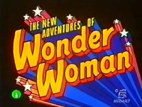 Wonder Woman - Videosigla telefilm