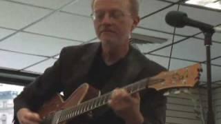 Pause For Fred's Claws - Bob DeVos Organ Trio @ J&R Music NYC