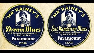 Watch Ma Rainey Lost Wandering Blues video