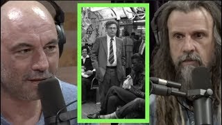 Rob Zombie Witnessed a Murder His First Day in New York | Joe Rogan