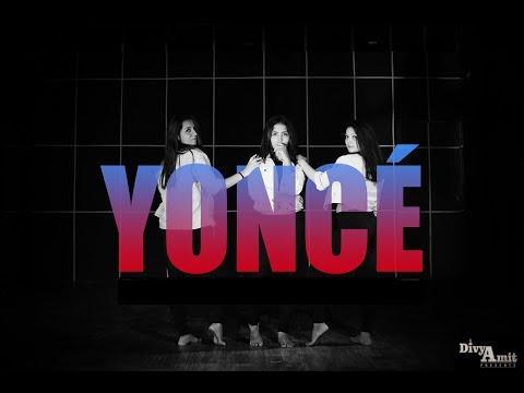 Beyoncé - Yoncé Electric Bodega Trap Remix  Amit & Divya Choreography  Dance cover  Jazz