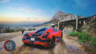 ◉ GTA 6 *NEW 2019* Graphics GEFORCE RTX™ 2080 Ti 4k 60FPS Next-Gen Graphics! [GTA 5 PC Mod]